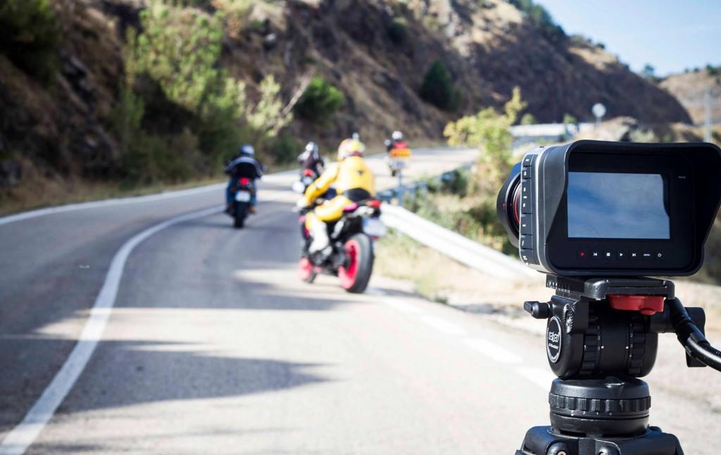 Spot escuela de motociclismo carnetdemoto.es