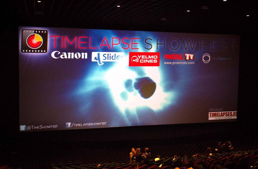 El evento timelapse Showfest III Edición tuvo lugar en Yelmo de Isla Azul